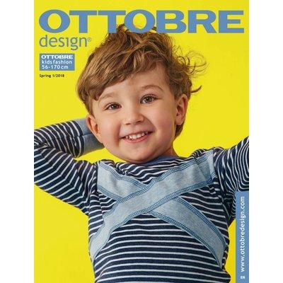 Ottobre kids - lente 1/2018