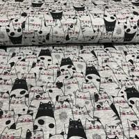 Tricot - Hilco - Comic cats