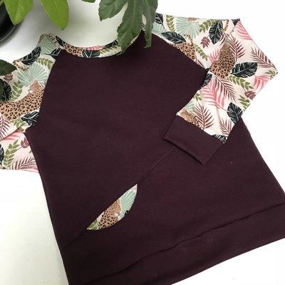 Workshop - Sweater met assymmetrisch zakje