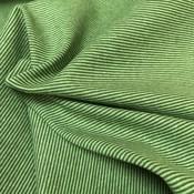 Boordstof - Streepjes Groen