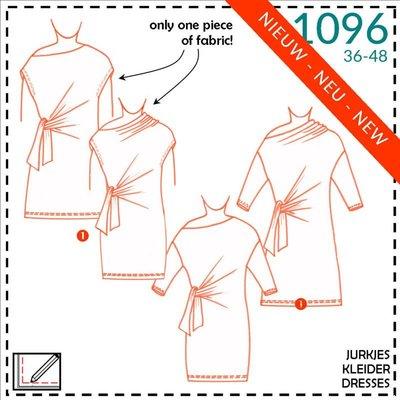 It's a fits - 1096 Jurk - patroon