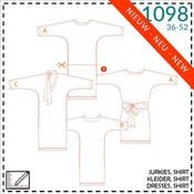 It's a fits - 1098 Jurk  - patroon