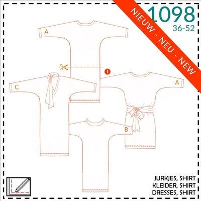 it's a fits Jurk 1098 - It's a fits
