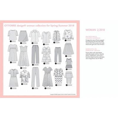 Ottobre women - zomer 2018