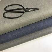 Viscosetricot - Vinci grijsgroen