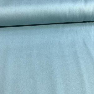 Stretchkatoen - Jessie Sun appelblauw-zeegroen