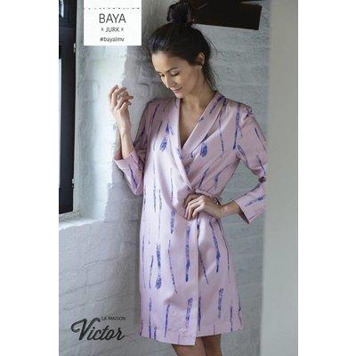 Viscose - Baya jurk (La Maison Victor)