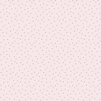 Gelamineerd Katoen - Rosa Metallic Dots