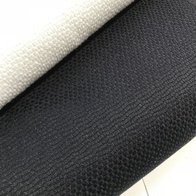 Piqué - zwart