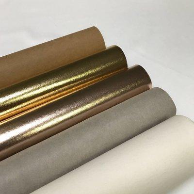 Washable paper - goud