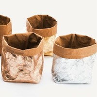 Washable paper - goud