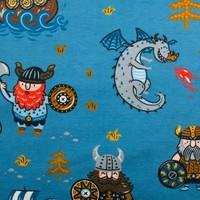 Tricot - Vikingen en draken