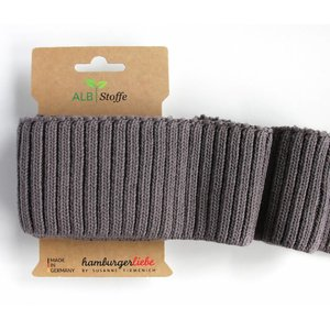 Albstoffe Cuff me Cozy - Taupe