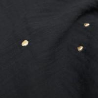 Double Gauze - Atelier Brunette - Stardust Black