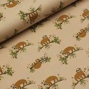 Megan Blue Fabrics Tricot - Sluggard