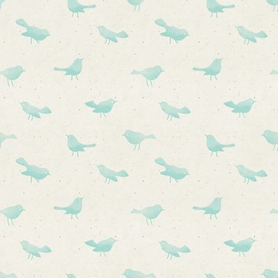 French terry - About blue fabrics - Pigeon's blue