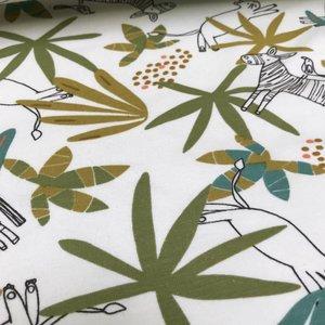 Tricot - Les amis de la jungle