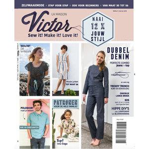 Tijdschrift - La Maison Victor - 3/2018 - mei-juni 2018