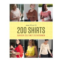 Boek - 200 shirts