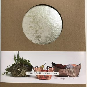 DIYpakket - Lotte Martens - Basket Hendrickx Yellow
