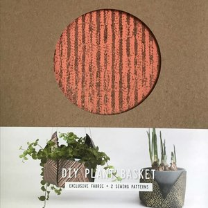 DIYpakket - Lotte Martens - Plant Holder Lines Rose