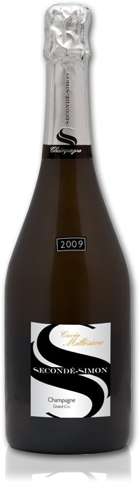 SECONDE-SIMON SECONDE-SIMON Millesime 2012 Grand Cru