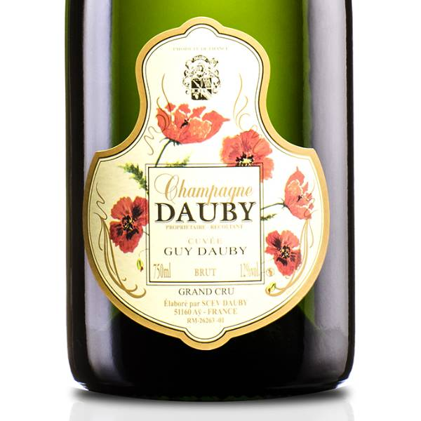 DAUBY MERE & FILLE CHAMPAGNE DAUBY Guy Dauby Limited Edition