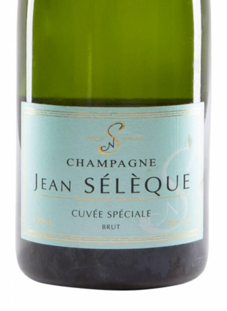 Champagne Jean Sélèque Jean SÉLÈQUE Brut Speciale