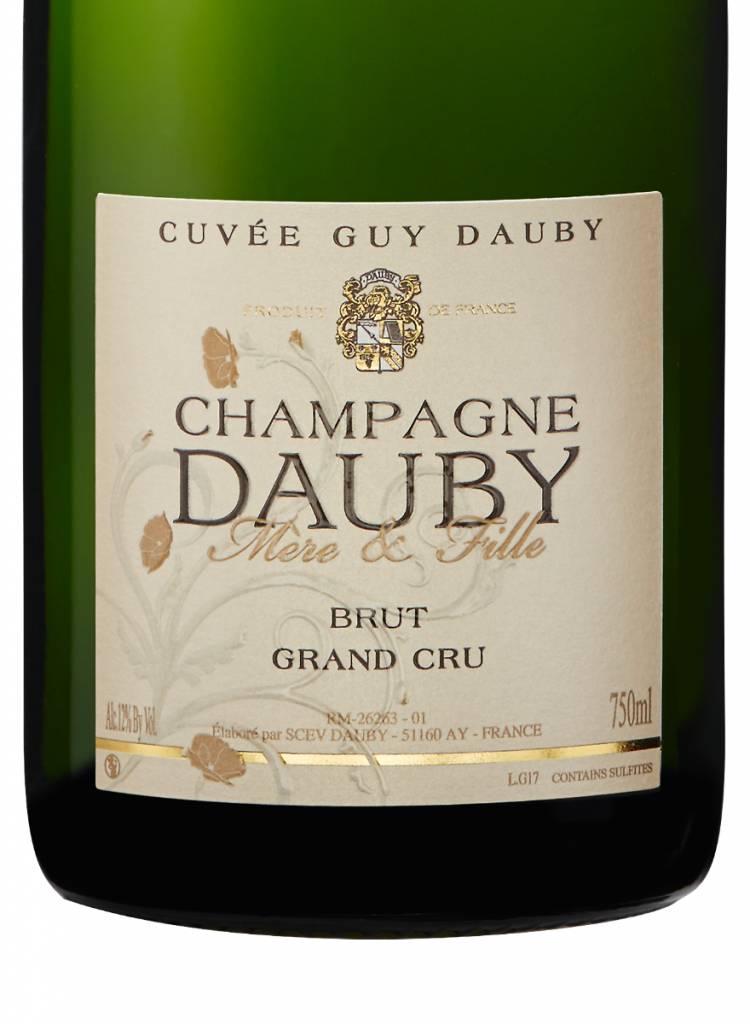 DAUBY MERE & FILLE CHAMPAGNE DAUBY Guy Dauby