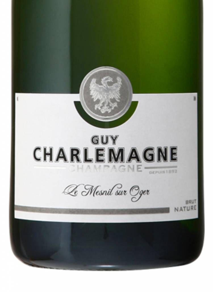 GUY CHARLEMAGNE GUY CHARLEMAGNE Brut Nature
