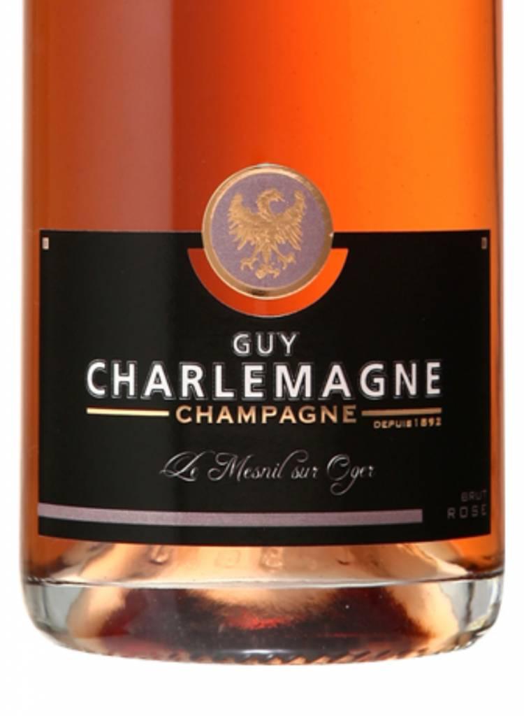 GUY CHARLEMAGNE GUY CHARLEMAGNE Brut Rosé