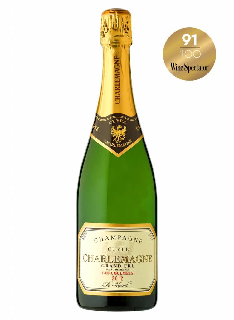 GUY CHARLEMAGNE GUY CHARLEMAGNE Cuvée Charlemagne 2012