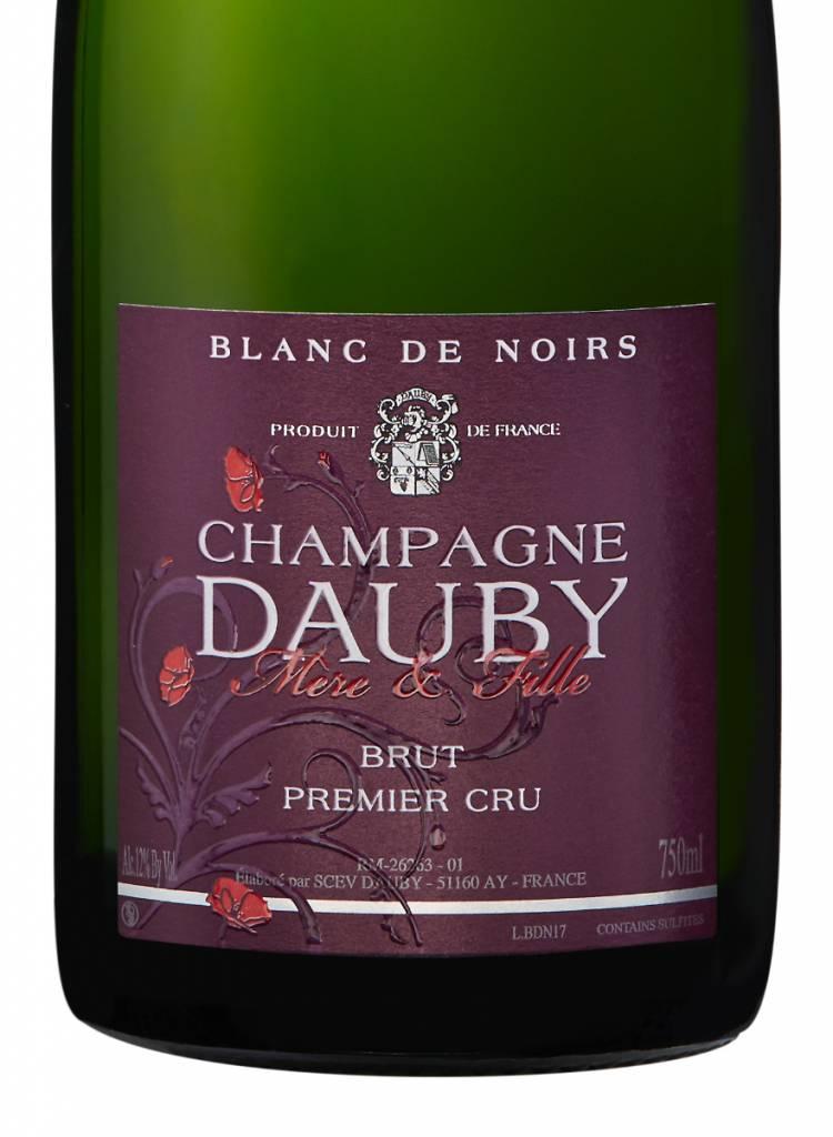 DAUBY MERE & FILLE CHAMPAGNE DAUBY Blanc de Noirs