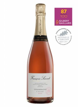 FRANCOIS SECONDÉ FRANCOIS SECONDÉ Brut Rosé