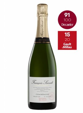 FRANCOIS SECONDÉ FRANCOIS SECONDÉ Brut Integral Grand Cru