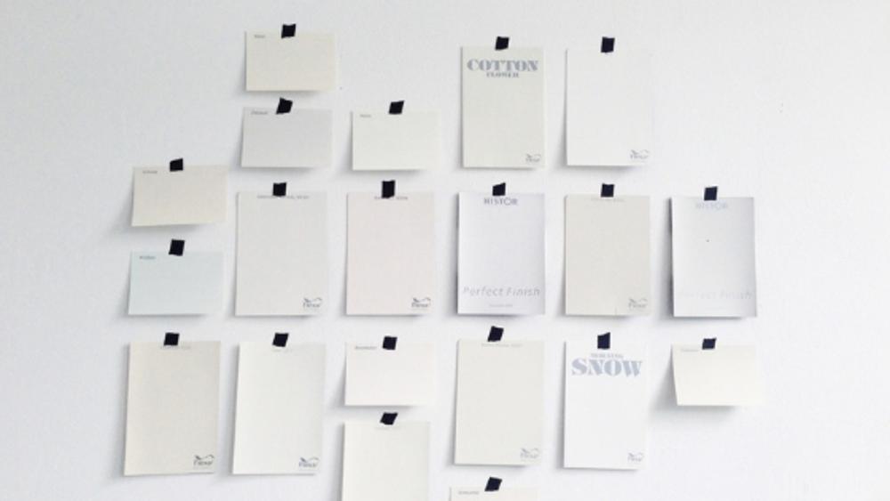 Wit, witter, witst: welke tint kiezen om je muur te schilderen?