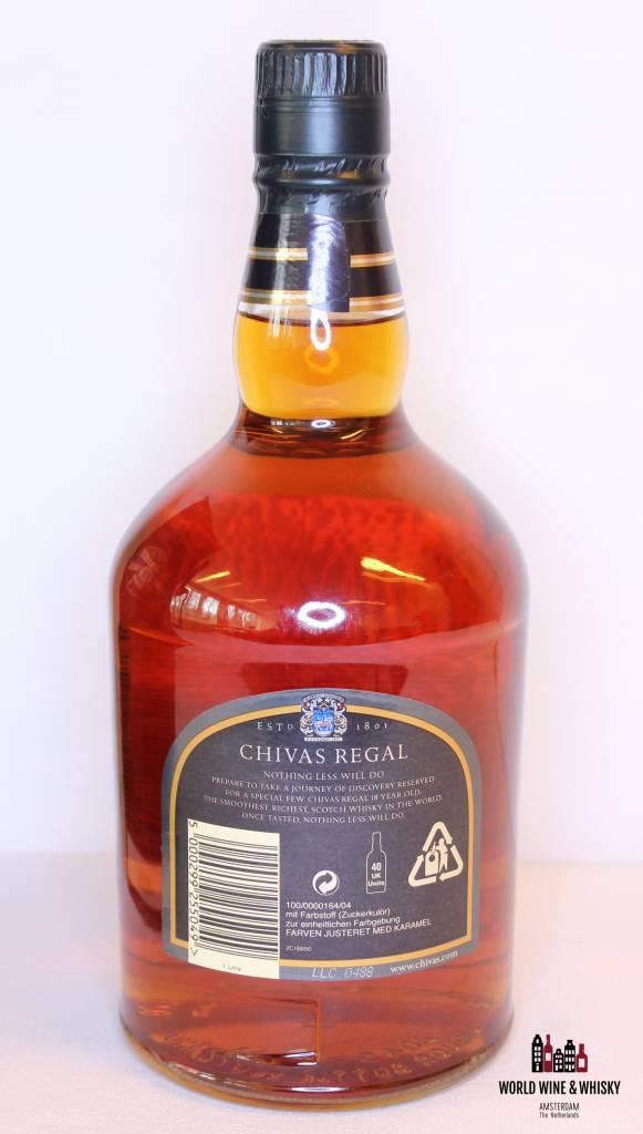 chivas regal 18 years old 40 1 litre at world wine whisky world wine whisky. Black Bedroom Furniture Sets. Home Design Ideas