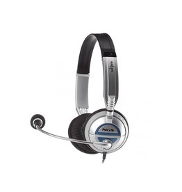 NGS NGS MSX6Pro - Headset - Grijs/Blauw
