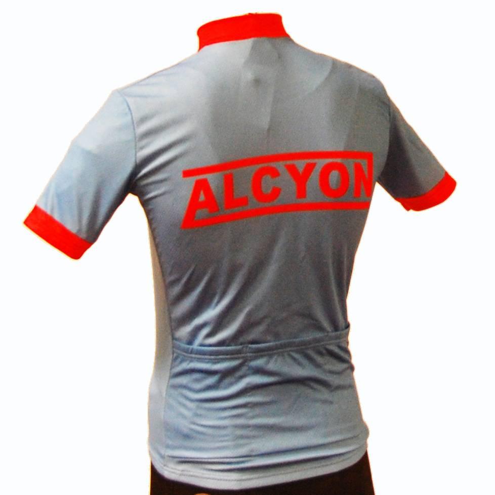 Alcyon shirt