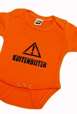 Babybody Kuitenbijter Orange