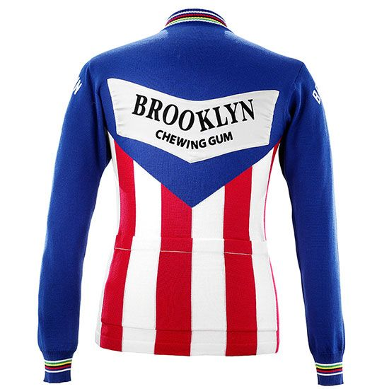 Brooklyn sweater wool - Long Sleeve