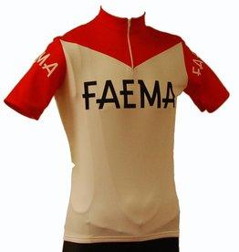 Bioracer Faema shirt  - Korte Mouw