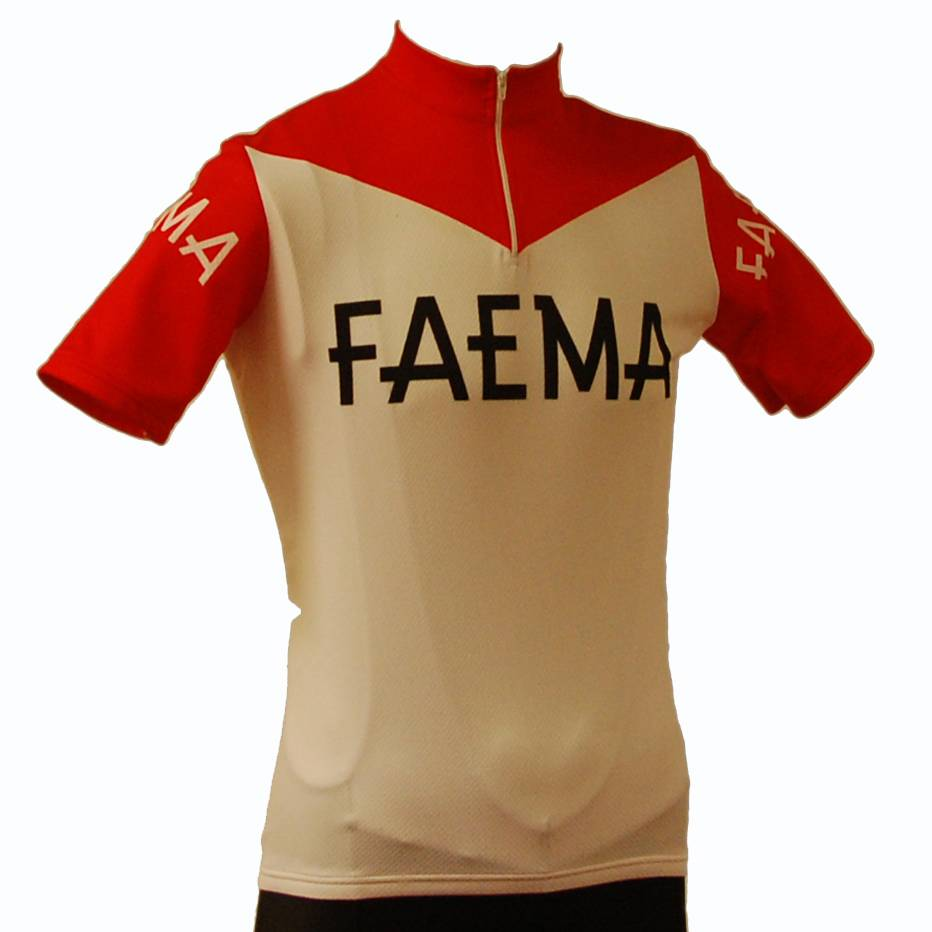 Bioracer Faema shirt - Short Sleeve