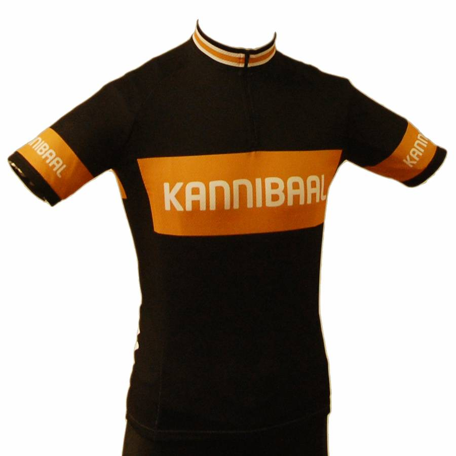Kannibaal shirt  - Korte Mouw