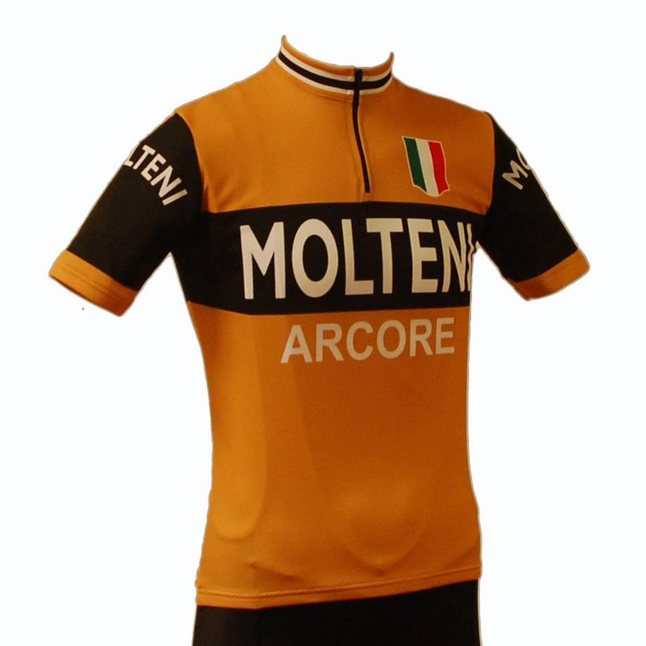 Bioracer Molteni shirt - Short Sleeve