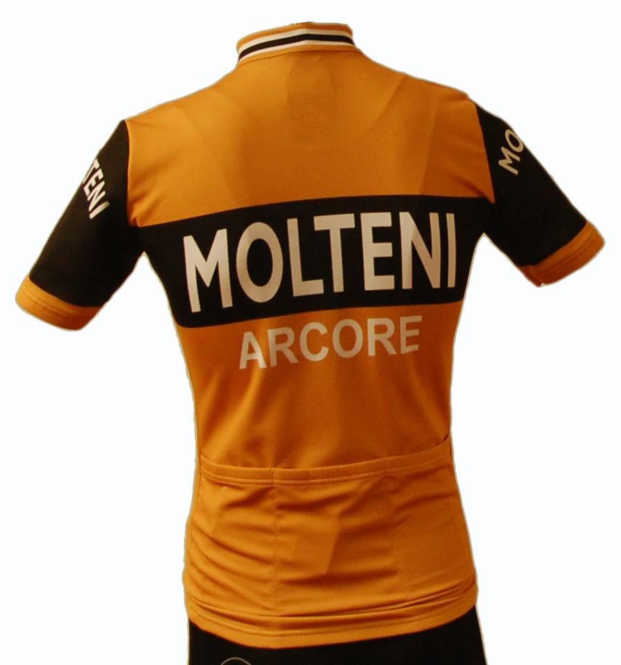 Bioracer Molteni shirt  - Korte Mouw