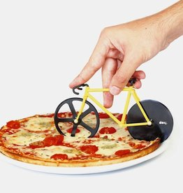 Pizza cutter yellow/black