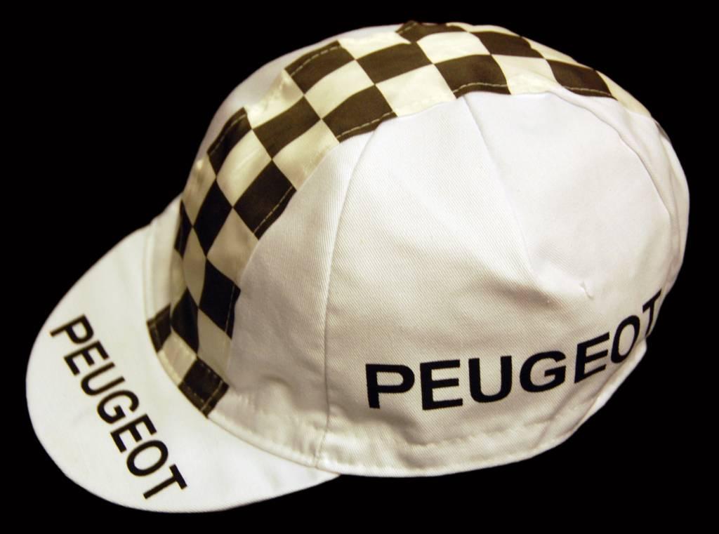 Retro cap Peugeot