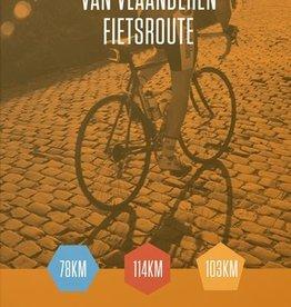 Ronde van Vlaanderen-route (3 lussen)