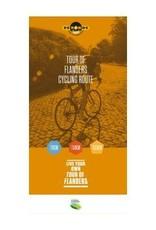 Tour of Flanders-map (3 loops)